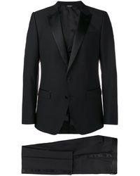Dolce & Gabbana - Three-piece Dinner Suit - Lyst