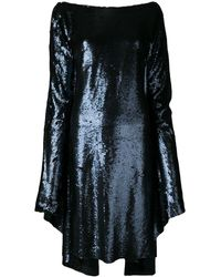 Paula Knorr Sequinned Midi Dress