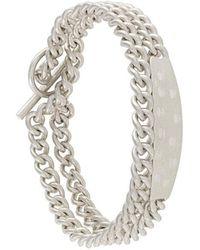Maison Margiela - Chain Bracelet - Lyst
