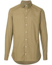 Kolor - Camisa de cuello con tachuelas - Lyst