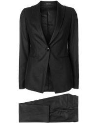 Tagliatore - Slim-fit Trouser Suit - Lyst