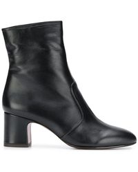 Chie Mihara - Naylon Low-heel Boots - Lyst