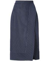 Altuzarra - Striped Skirt - Lyst