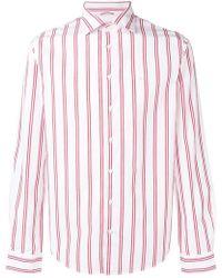 Sun 68 - Striped Shirt - Lyst