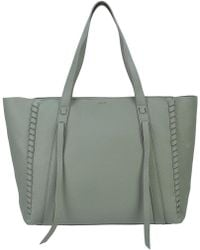 AllSaints - Large Shopping Tote - Lyst