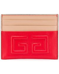 Givenchy - 2g Cardholder - Lyst