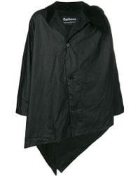 Barbour - X Engineered Garments Wax Cape Coat - Lyst