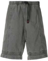 White Mountaineering - Panelled Design Shorts - Lyst