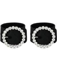 Attico - Swarovski Crystal Bracelet - Lyst