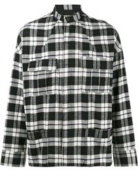 Haider Ackermann - Turner Military Shirt - Lyst