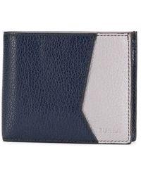 6b7f6a1440ce Furla - Panelled Bi-fold Wallet - Lyst