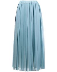 Ultrachic - Pleated Skirt - Lyst