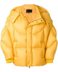 Chen Peng - Bomber Classico Oversize - Lyst