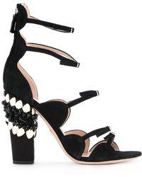 Giambattista Valli - Embellished Sandals - Lyst