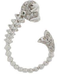 Yvonne Léon - Fish Earrings - Lyst