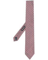DSquared² - Geometric Pattern Tie - Lyst