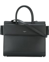 Givenchy - Horizon Small Leather Tote Bag - Lyst