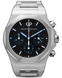 Girard-Perregaux - Laureato Chronograph 42mm - Lyst
