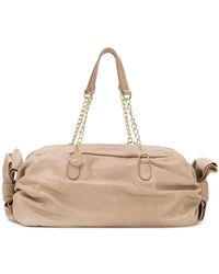 RED Valentino - Bow Detailed Tote - Lyst