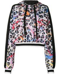 NO KA 'OI - Leopard Print Hoodie - Lyst