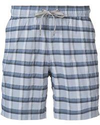 "Onia - Charles 7"" Swim Shorts - Lyst"
