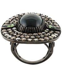 Monan - Stone Diamond Ring - Lyst