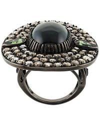 Monan | Stone Diamond Ring | Lyst