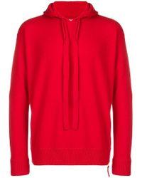 Laneus - Hooded Sweatshirt - Lyst