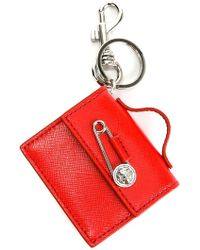 Versus - Coin Bag Keyring - Lyst