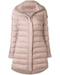 Peuterey - Hooded Puffer Coat - Lyst