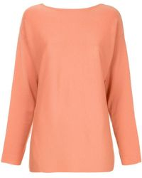 DES PRÉS - Long-sleeve Fitted Sweater - Lyst