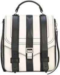 Proenza Schouler - Patchwork Stripe Ps1+ Backpack - Lyst