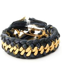 Aurelie Bidermann - 'do Brasil' Bracelet - Lyst