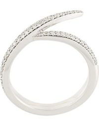Shaun Leane - 'signature Diamond' Interlocking Ring - Lyst