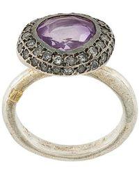 Rosa Maria - Ametrine And Diamond Ring - Lyst