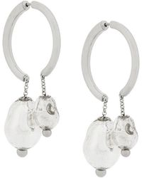 Lemaire - Creol Drop Earrings - Lyst