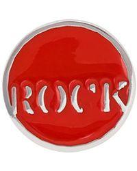 Isabel Marant - Rock Brooch - Lyst