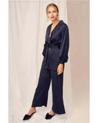 Keepsake - Told You Blazer - Lyst