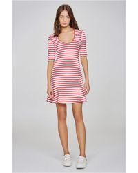 The Fifth Label - Voyage Stripe Dress - Lyst