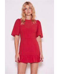 The Fifth Label - Window Short Sleeve Dress - Lyst