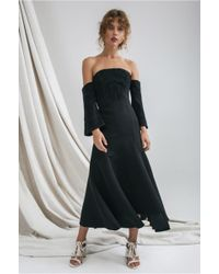 C/meo Collective - Paradise Midi Dress - Lyst