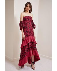 Keepsake - Break Free Lace Gown - Lyst