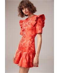 C/meo Collective - Levity Mini Dress - Lyst