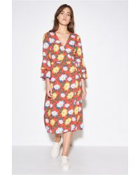 The Fifth Label - Reunion Long Sleeve Dress - Lyst