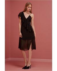 Keepsake | Morning Rain Midi Dress | Lyst