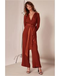 dff287a9622 Women's C/meo Collective Jumpsuits - Lyst