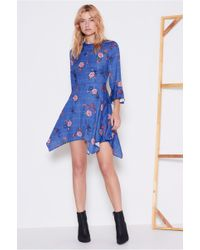 The Fifth Label - Syllabus Long Sleeve Dress - Lyst