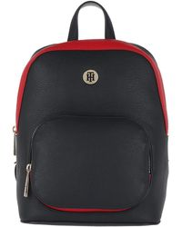 Tommy Hilfiger - Th Core Backpack Tommy Navy/tommy Red - Lyst