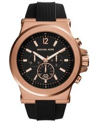 Michael Kors - Mk8184 Mens Bracelet Watch - Lyst