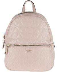 Guess - Tabbi Backpack Blush - Lyst